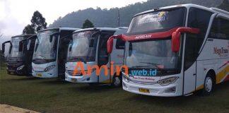 Harga Sewa Bus Pariwisata di Surabaya Murah Terbaru