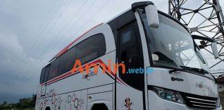 Harga Sewa Bus Pariwisata di Banjar Murah Terbaru