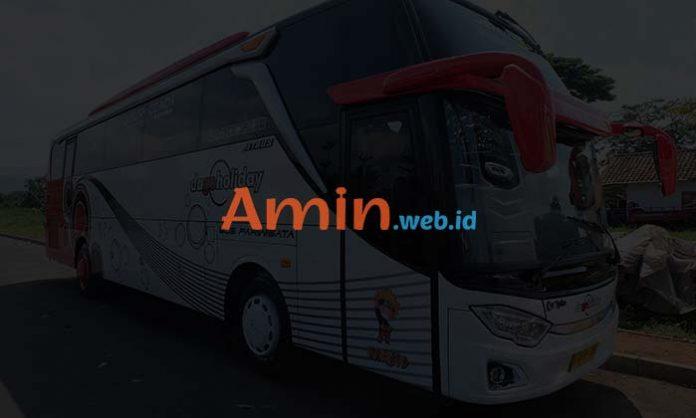 Harga Sewa Bus Pariwisata di Banjarnegara Murah Terbaru