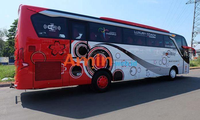 Harga Sewa Bus Pariwisata di Bogor Murah Terbaru