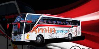Harga Sewa Bus Pariwisata di Cirebon Murah Terbaru
