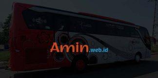 Harga Sewa Bus Pariwisata di Demak Murah Terbaru