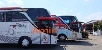 Harga Sewa Bus Pariwisata di Depok Murah Terbaru