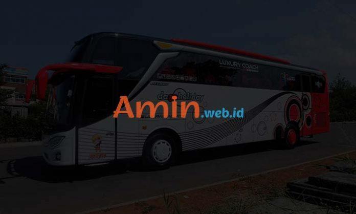 Harga Sewa Bus Pariwisata di Grobogan Murah Terbaru