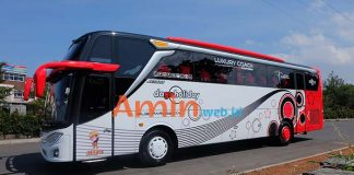 Harga Sewa Bus Pariwisata di Jakarta Murah Terbaru