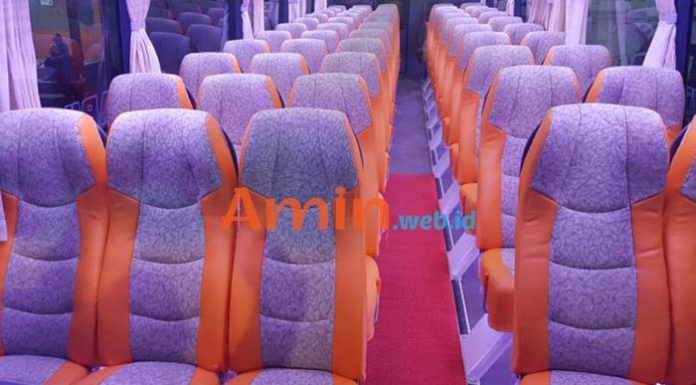 Harga Sewa Bus Pariwisata di Jombang Murah Terbaru