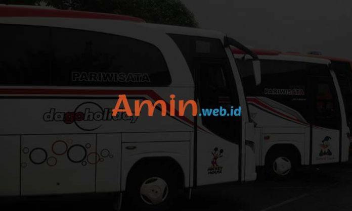 Harga Sewa Bus Pariwisata di Karanganyar Murah Terbaru