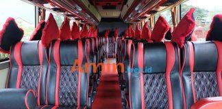 Harga Sewa Bus Pariwisata di Karawang Murah Terbaru