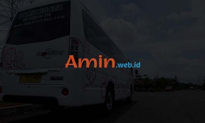 Harga Sewa Bus Pariwisata di Kudus Murah Terbaru