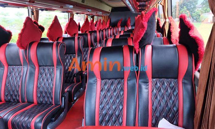 Harga Sewa Bus Pariwisata di Kuningan Murah Terbaru