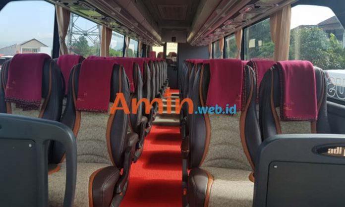 Harga Sewa Bus Pariwisata di Lumajang Murah Terbaru