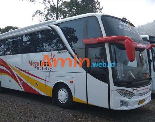 Harga Sewa Bus Pariwisata di Malang Murah Terbaru