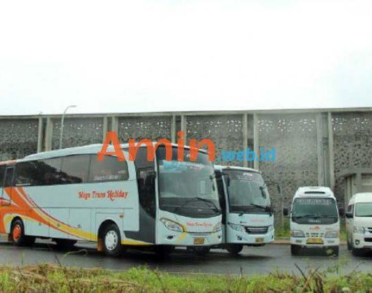 Harga Sewa Bus Pariwisata di Mojokerto Murah Terbaru