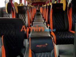 Harga Sewa Bus Pariwisata di Pamekasan Murah Terbaru