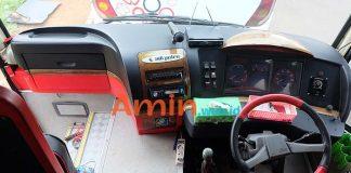 Harga Sewa Bus Pariwisata di Pangandaran Murah Terbaru