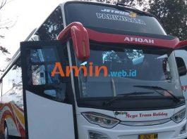 Harga Sewa Bus Pariwisata di Pasuruan Murah Terbaru