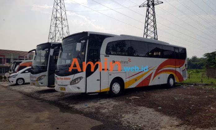 Harga Sewa Bus Pariwisata di Ponorogo Murah Terbaru