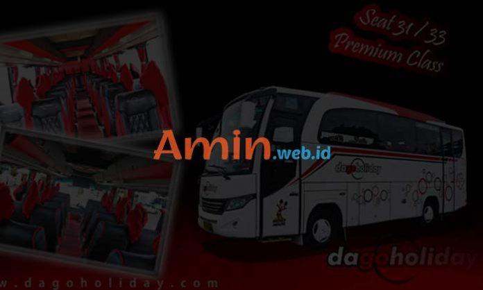 Harga Sewa Bus Pariwisata di Salatiga Murah Terbaru