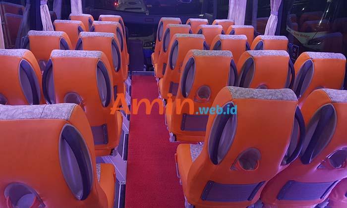 Harga Sewa Bus Pariwisata di Sampang Murah Terbaru