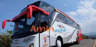 Harga Sewa Bus Pariwisata di Semarang Murah Terbaru