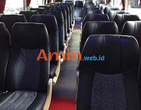 Harga Sewa Bus Pariwisata di Sidoarjo Murah Terbaru