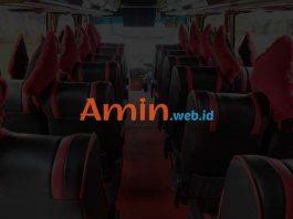 Harga Sewa Bus Pariwisata di Sragen Murah Terbaru
