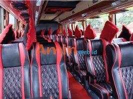 Harga Sewa Bus Pariwisata di Subang Murah Terbaru