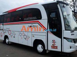 Harga Sewa Bus Pariwisata di Sukabumi Murah Terbaru