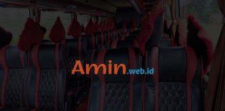 Harga Sewa Bus Pariwisata di Sukoharjo Murah Terbaru