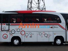 Harga Sewa Bus Pariwisata di Sumedang Murah Terbaru