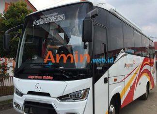 Harga Sewa Bus Pariwisata di Sumenep Murah Terbaru