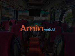 Harga Sewa Bus Pariwisata di Surakarta Murah Terbaru