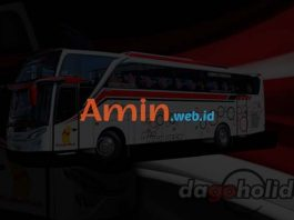 Harga Sewa Bus Pariwisata di Wonosobo Murah Terbaru