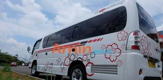 Harga Sewa Bus Pariwisata di Lebak Murah Terbaru
