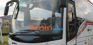 Harga Sewa Bus Pariwisata di Pandeglang Murah Terbaru
